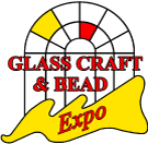 Glass Craft and Bead Expo Logo Small