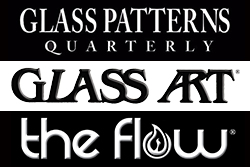 Glass Patterns Quarterly | Glass Art | The Flow